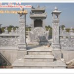 Mẫu khu lăng mộ đẹp NB 63