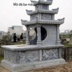 lăng mộ đá ba mái ninh bình