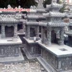mộ đá thanh hóa ba mái NB 11