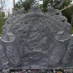 Bình phong đá NB 25