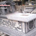 Mộ đá mộ đao NB 04