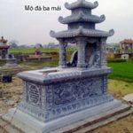 lăng mộ bằng đá NB 08