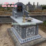 Mẫu mộ đá giá rẻ RMD-20