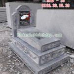 Mẫu mộ đá giật cấp RMD-33