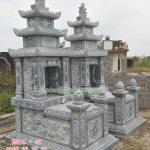 Mẫu mộ đá ba mái RMD3-47